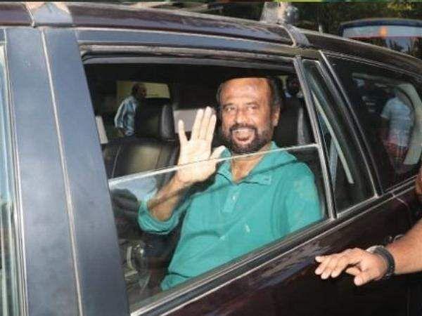 வைரலாகும் சூப்பர் ஸ்டார் ரஜினிகாந்த் ஃபோட்டோ இதுதான்! Rajni