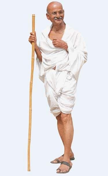 நிழல் காந்தியின் நிஜ முகவரி Gandhi2