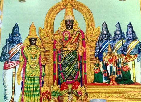 Parthasarathy-swamy