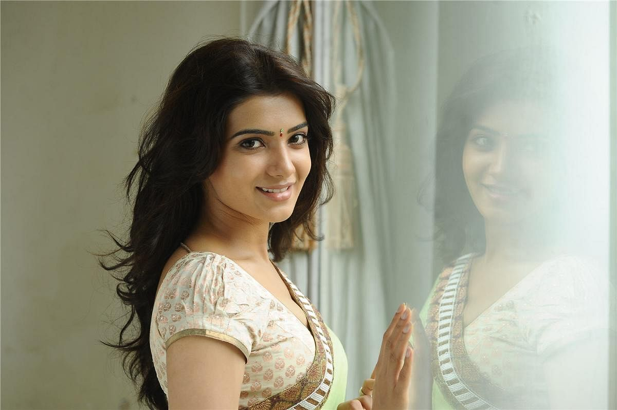 Actress-Samantha-