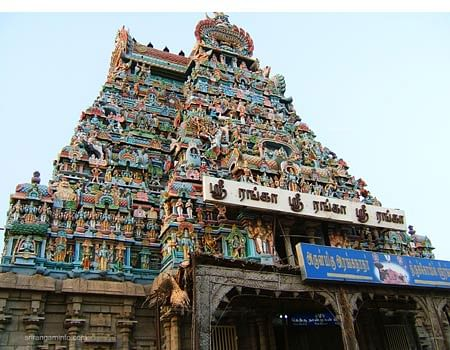 Srirangam_Temple