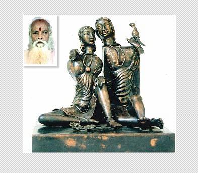 வித்யாசங்கர் ஸ்தபதியின் நவீன சிற்பக்கலை 13