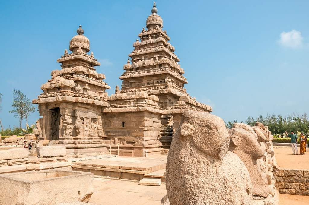 Shore-Temple-Mahabalipuram