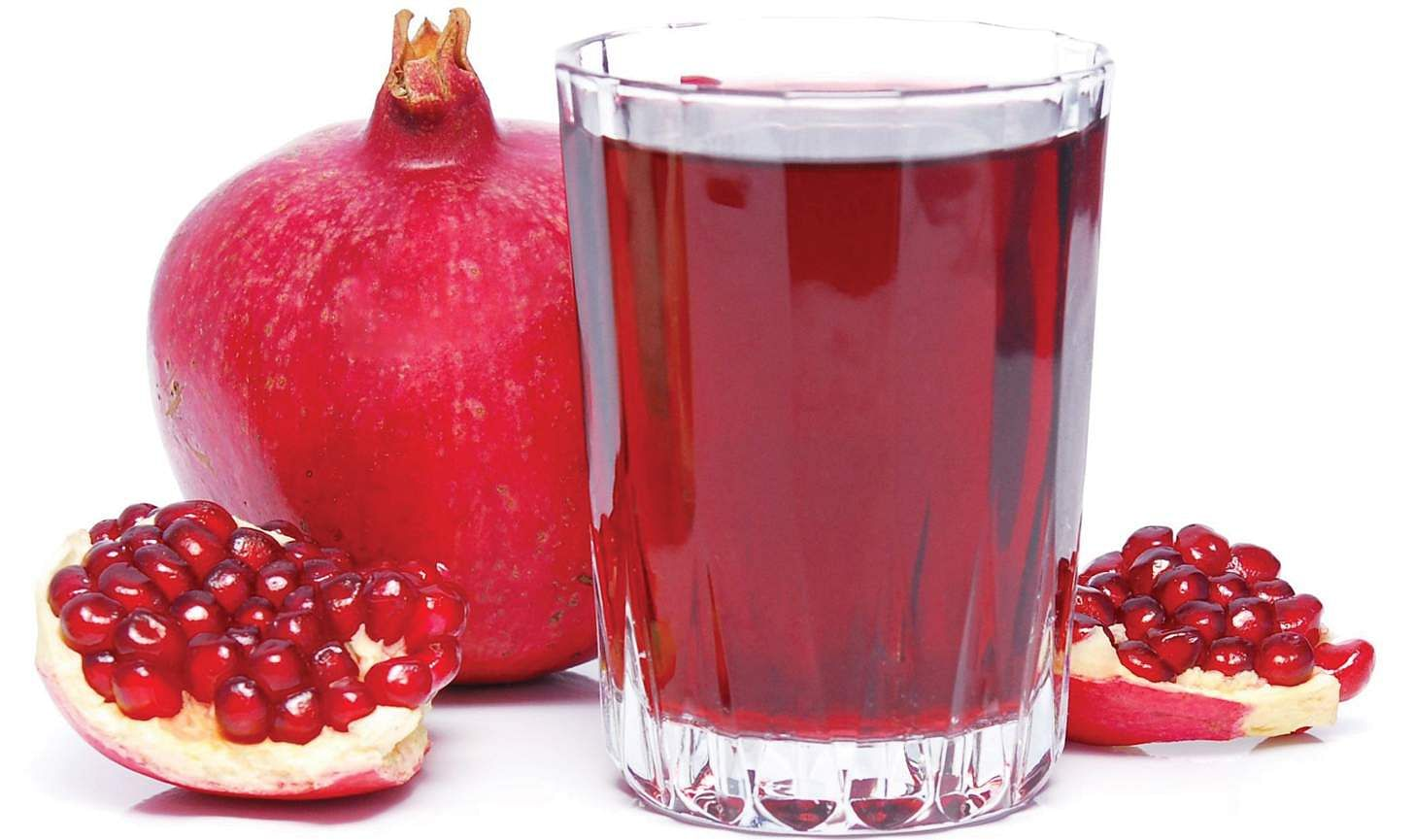 Pomegranate-Juice-Superfood