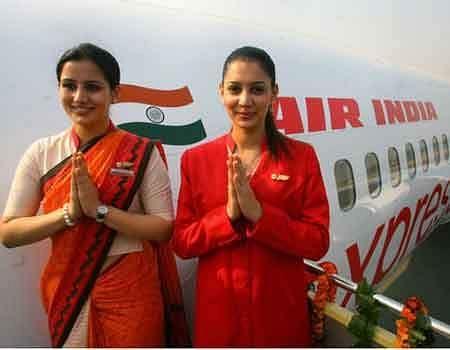 ஏர் இந்தியாவின் ஜாய் ரைடில் பெண்கள் குழ — மகளிர் தின ஸ்பெஷல்