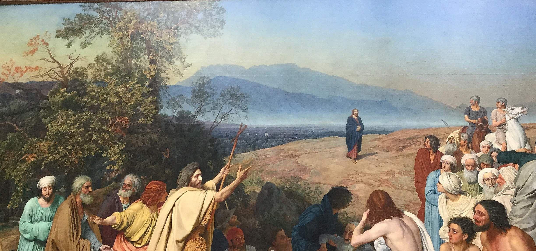 painting-_jesus_enter