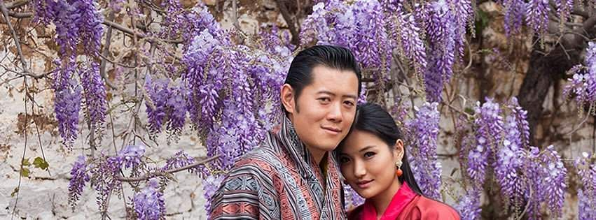 King_and_Queen_of_Bhutan