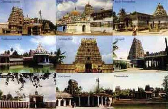 Navagraha-Temples