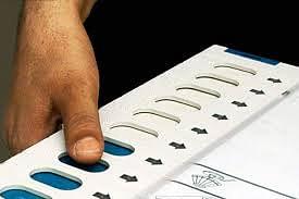 delhi polling