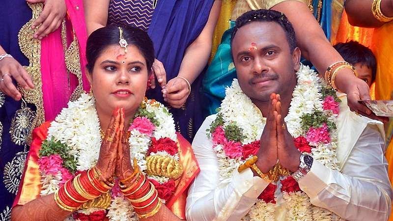 Producer-M-Ramanathan-Wedding-1