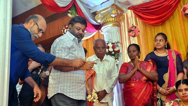 Producer-M-Ramanathan-Wedding-24