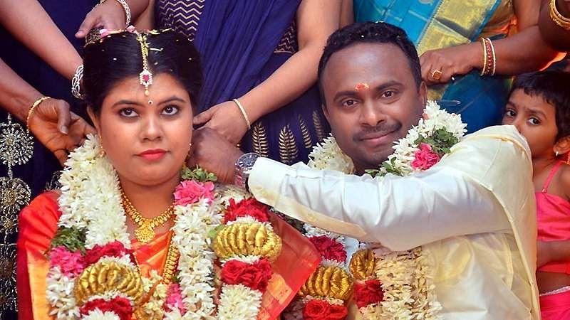 Producer-M-Ramanathan-Wedding-3