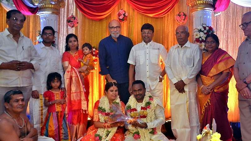 Producer-M-Ramanathan-Wedding-6
