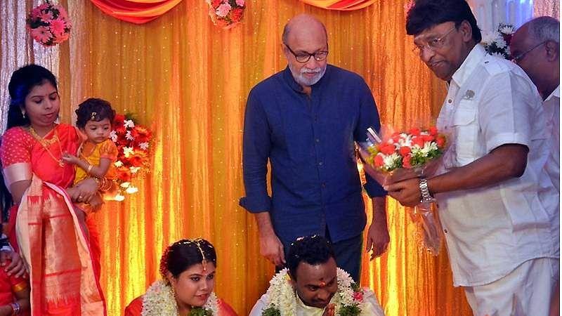 Producer-M-Ramanathan-Wedding-7
