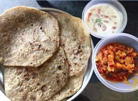 potato_chapathi