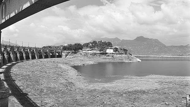 dam-water