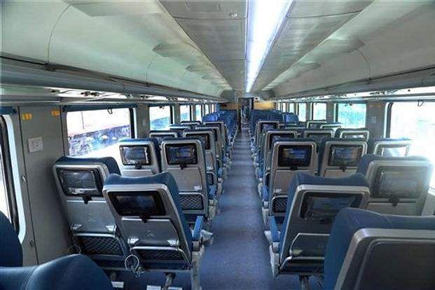 Tejas-train