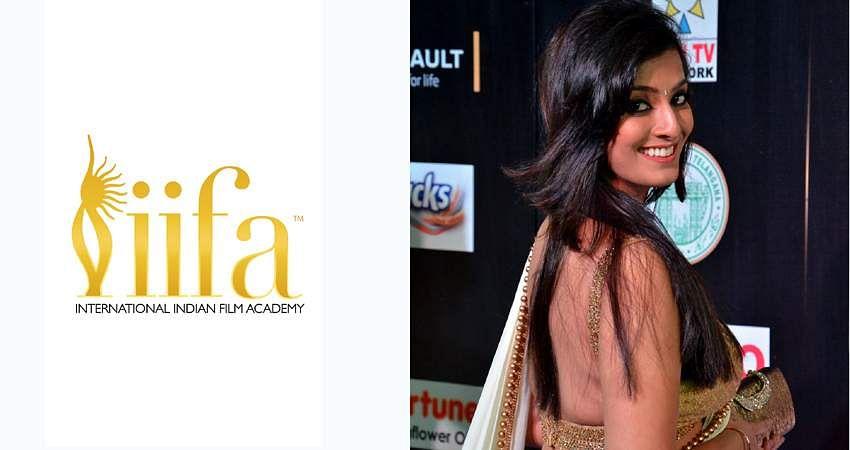 Varalaxmi-Sarathkumar-Stills-at-IIFA-11
