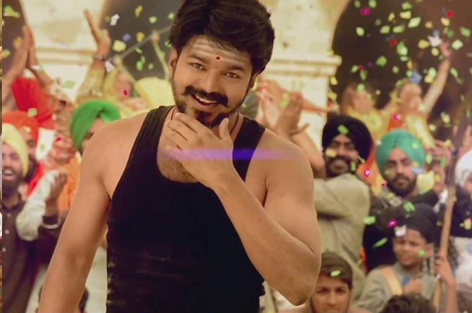 Vijay-Mersal-first-song