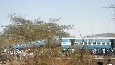 train accident -mumbai