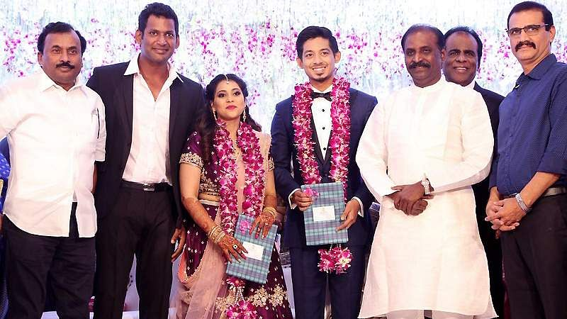 Actor-Vishal-sister-Aishwaryas-Wedding-11