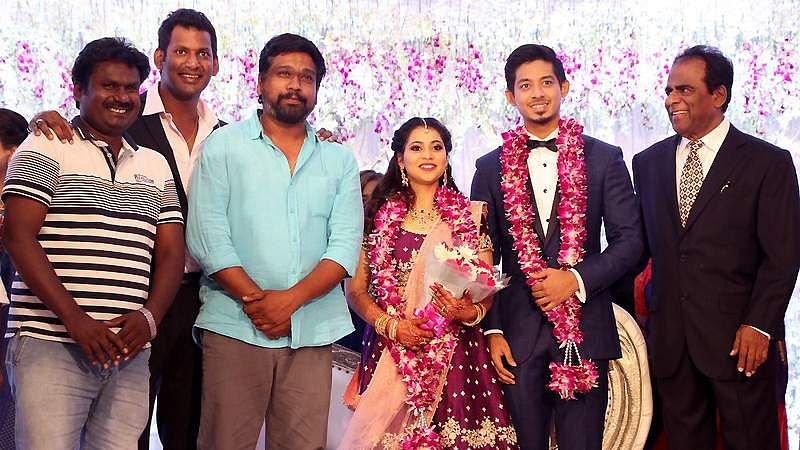 Actor-Vishal-sister-Aishwaryas-Wedding-15