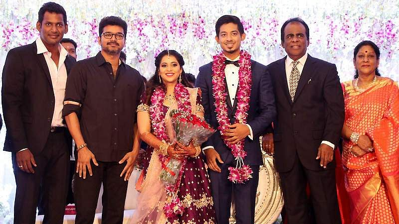 Actor-Vishal-sister-Aishwaryas-Wedding-3b