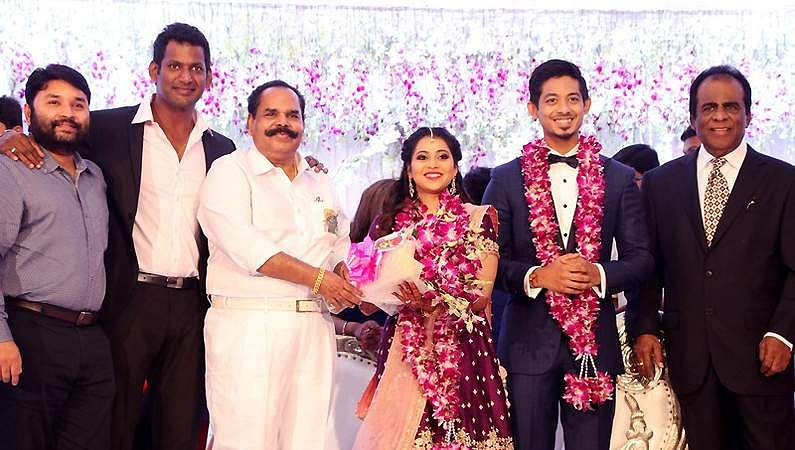 Actor-Vishal-sister-Aishwaryas-Wedding-8