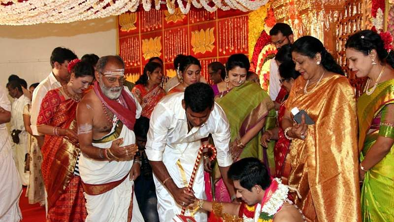 Vishal-sister-Aishwaryas-Wedding-7