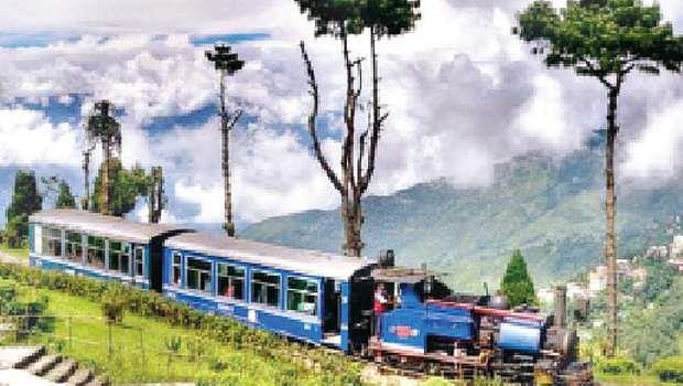 hill-train