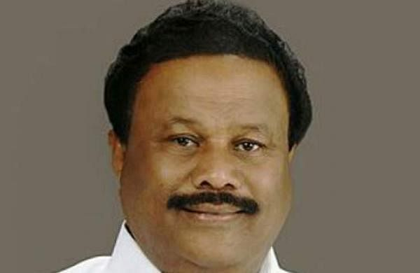 Image result for வனத்துறை அமைச்சர் திண்டுக்கல் சீனிவாச