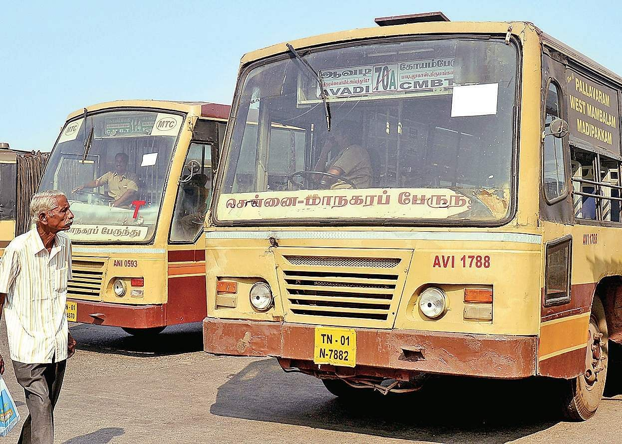 MTC Bus Service