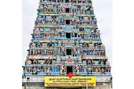 பிப்.11-இல் திருநள்ளாறு தர்பாரண்யேசுவரர் கோயில் குடமுழுக்கு Tirunalar