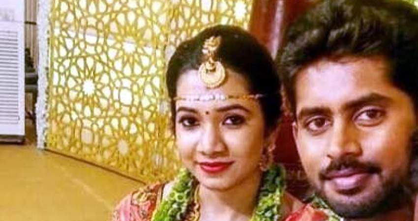 Actor-Kathir-Sanjana-Wedding-3