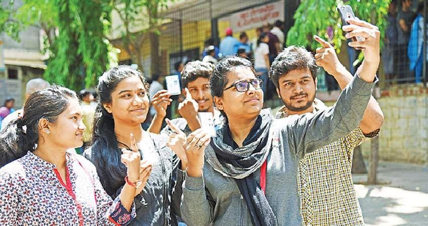 கர்நாடக தேர்தலில் 67% வாக்குப் பதிவு Election