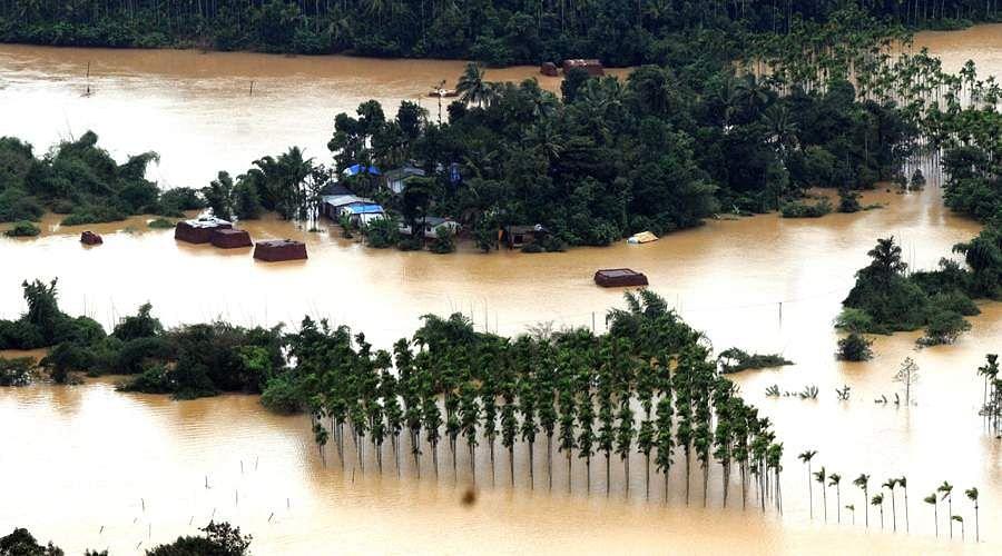 Kerala-Rains