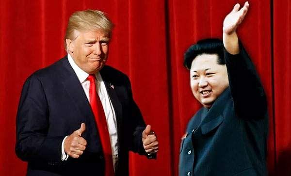 Trump---Kim-Jong-Un