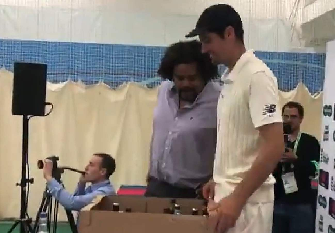 Unique gift for Alastaircook