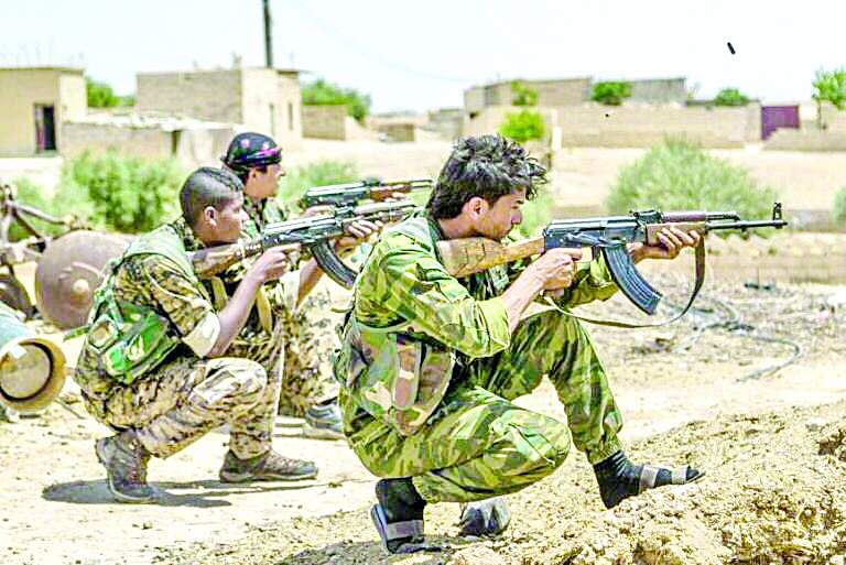 SDF-FIGHTERS