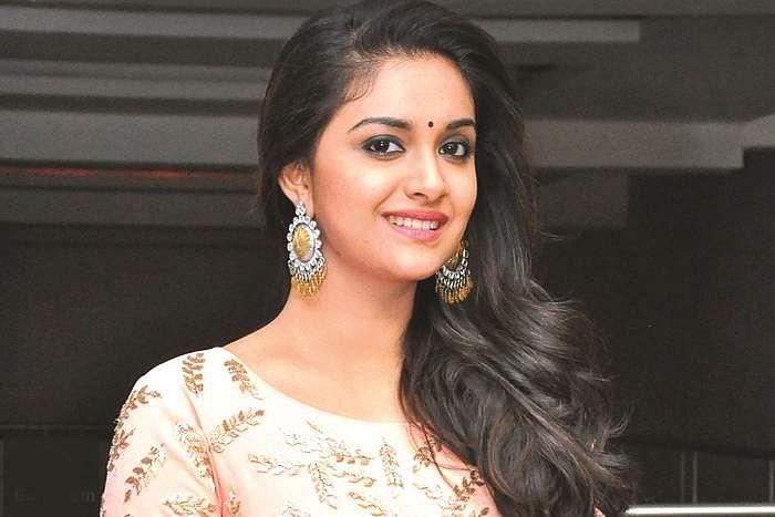 சிறந்த நடிகை விருது தாய்க்கு சமர்ப்பணம்! KEERTHI_SURESH
