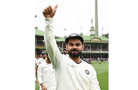 India vs Australia Cricket History