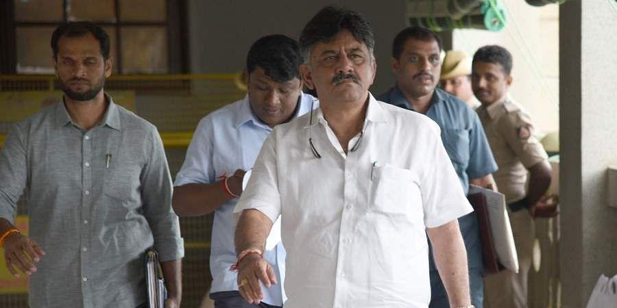 Shivakumar's judicial custody