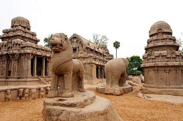 Mamallapuram Sculpture