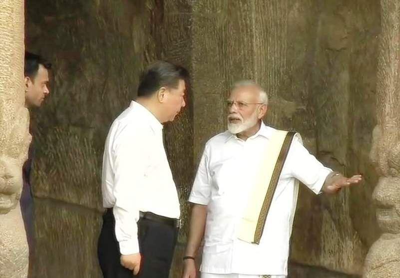 PM_Modi_in_Tamil_Traditional_dress_Veshti_and_Shirt_6