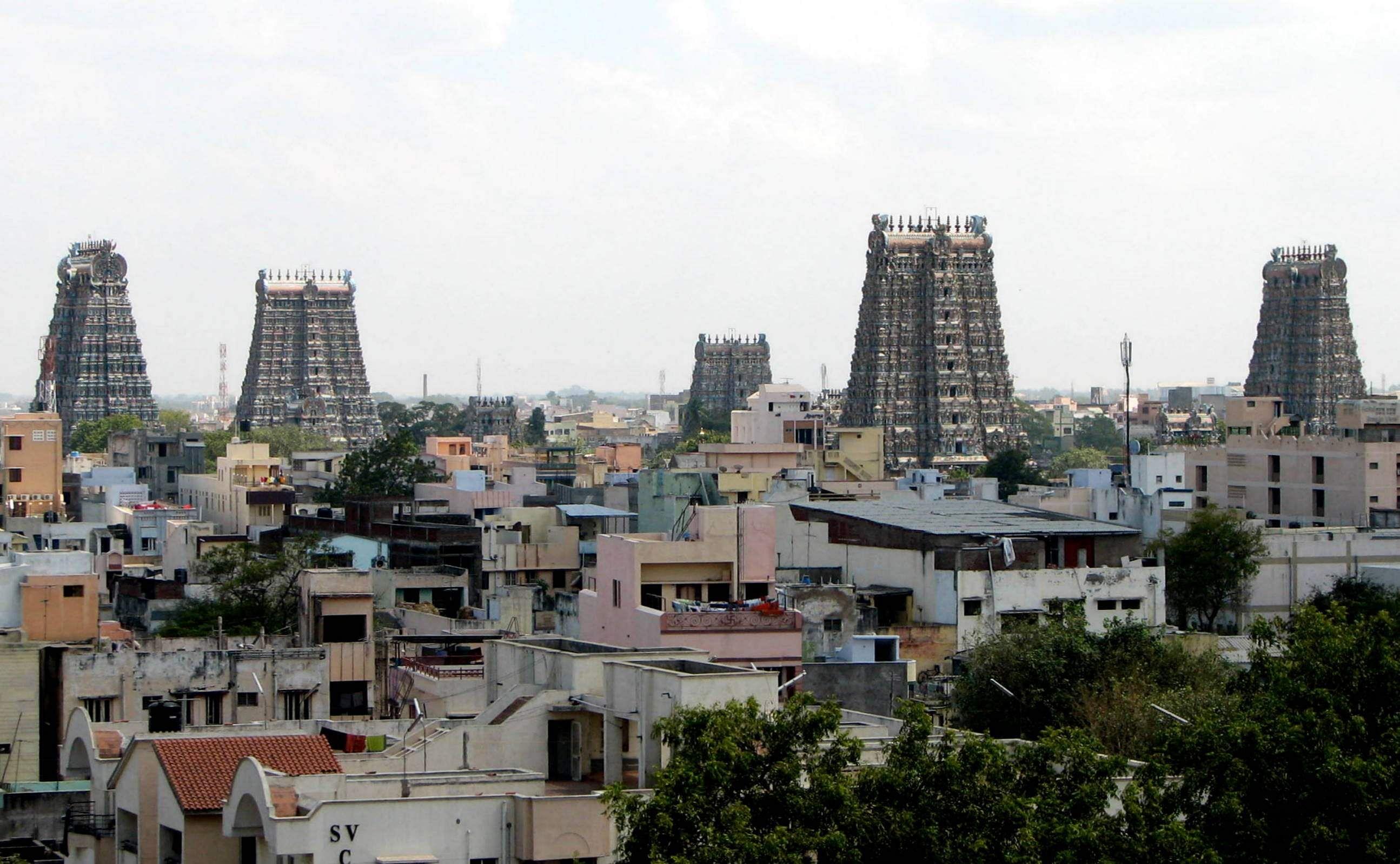 Madurai,_India