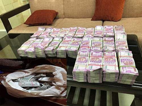 raid in kalki ashram