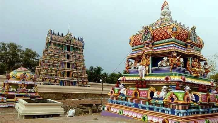 Shri Nellaiappar Temple