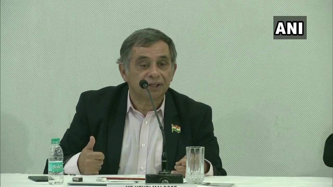 Henri Malosse EU MP