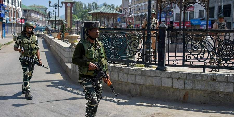 Colleges reopen in Kashmir but students stay away