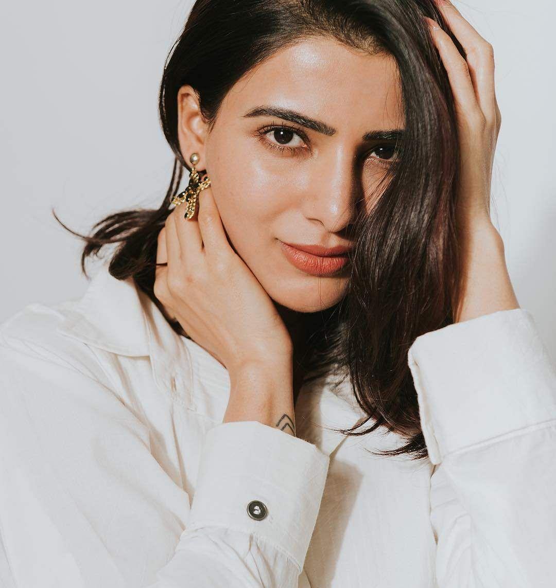 Actress Samantha latest photo